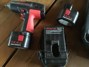 Snap On 1 2 Impact Wrench Cordless Ct3450