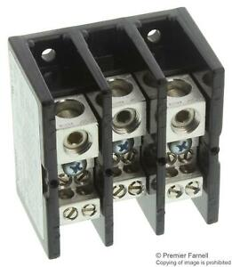 Marathon Special Products 1423570 terminal Block barrier 3 Position 14 4awg