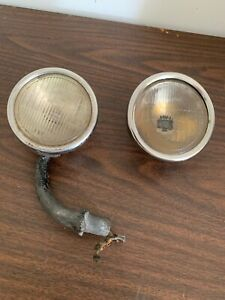Ford Model A Pair Of Cowl Lights