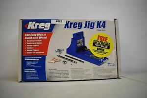 Kreg K4 Jig Pocket Hole System Woodworking Tool System