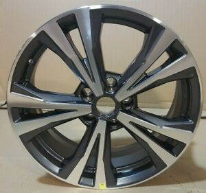 Factory Oem 18 Nissan Wheel Fits 2017 2018 Rogue 403006fl3a