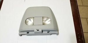 2004 2008 Ford F 150 Truck Grey Overhead Lighted Console Oem