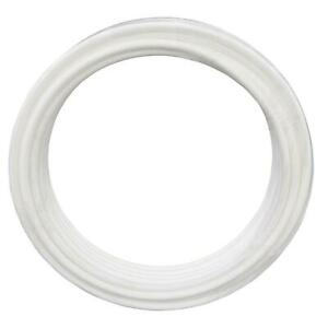 1 2 In X 100 Ft White Pex Pipe Wet Dry Plumbing Tubing Water Supply Flexible