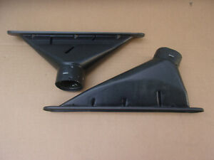 1966 1967 Plymouth Gtx Dodge Rt B body New Dash Defroster Vent Duct Pair New