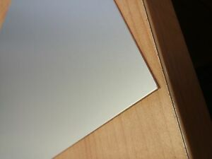 1 8 125 Clear Anodized Aluminum Sheet 5005 4 X 96