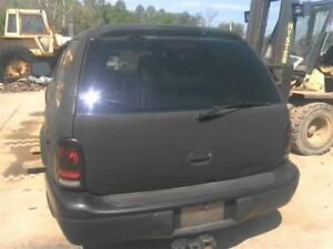 Trunk hatch tailgate Privacy Tint Glass Fits 98 03 Durango 836374