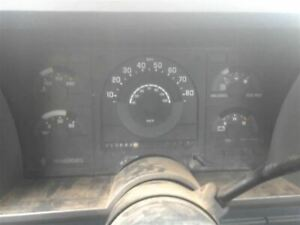 Speedometer Head Only Fits 88 90 Chevrolet 1500 Pickup 825167