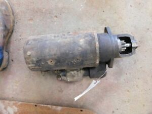 John Deere 4020 Tractor Delco Engine Starter Part 1113402 Tag 708