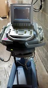Sonosite Titan With Mobile Docking System And L38 10 5mhz Transducer