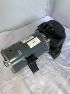 Ge Ac Motor 1hp Thermally Protected Model 5kc39rn213 Ax Used In Good Condition
