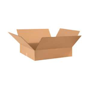 28x24x6 Shipping Boxes 20 Or 40 Pack Packing Mailing Moving Storage