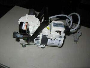 Knf Neuberger Medical Grade Vacuum Pump Pn pu1372 n026 2 02