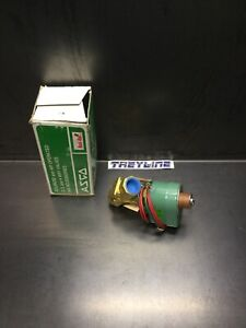 New Asco Red hat Hv216512003 Open Steam Water Valve 120 Vac Coil 1i 2