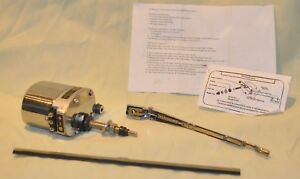 Nos 37 Chevy Ford Dodge 12 Volt Windshield Wiper W Instructions
