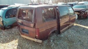 Automatic Transmission Rwd Fits 96 97 Astro 37015