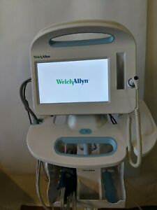Welchallyn Vital Signs Monitor Mobile Stand 64ntxx Welch Allyn