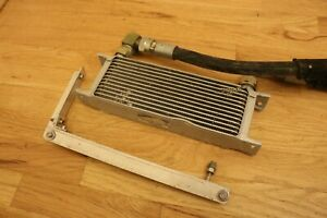 Mocal Inline Porsche 944 Turbo 951 Extra Oil Cooler With Lines