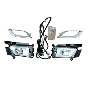 Oem 2010 2011 Mazda 3 Sedan Fog Light Lamp Kit Left Right New Old Stock