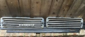 1956 56 Oldsmobile Super 88 Eighty Eight Front Grille Grill Left