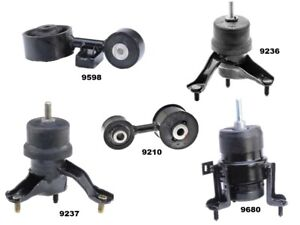 Transmission And Engine Mount Fits Toyota Camry 2009 07 2 4l