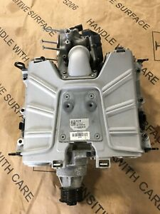 2013 Audi A8 Supercharger Assembly 3 0l Throttle Body Intake S5 A6 A7 A8