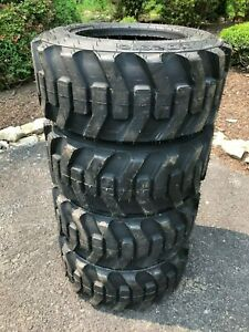 4 23x8 5 12 Skid Steer Tires Galaxy Xd2010 8 Ply for Bobcat And Others