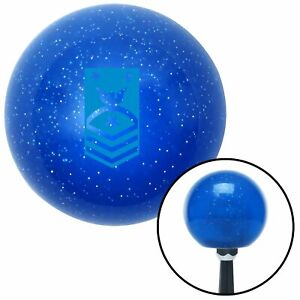 Blue Force Or Fleet Command Blue Metal Flake Shift Knob Street Rod Rzr A Body