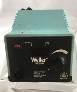 Weller Soldering Station Power Unit Wesd51 Output For Pes51 fastship E25