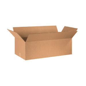 36x18x12 Shipping Boxes 15 Or 30 Pack Packing Mailing Moving Storage