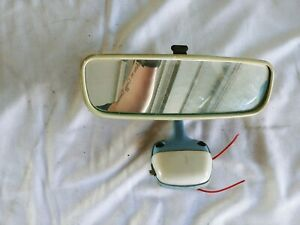Oem 1979 1983 Toyota Truck Rearview Mirror With Map Light