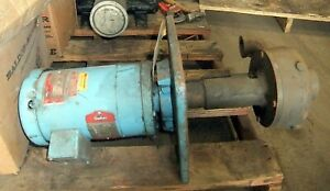 Gusher Pump 35f850 87 With 11019ns se a