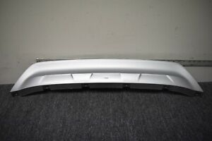 2015 2016 Bmw X3 Rear Bumper Cover Valance Guard Trim Factory Oem
