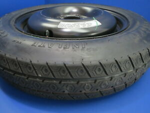 2001 Honda Accord Ex V6 A t 4dr Spare Tire Wheel And Tire 135 90 15 Oem A11