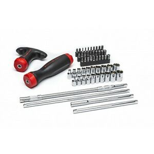 Gearwrench 82779 56 Pc Ratcheting Geardriver Screwdriver Set
