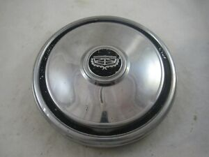 Vintage 1974 Ford Grand Torino Dog Dish Hubcap 10 1 2