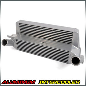 Performance Front Mount Intercooler For 2015 Ford Mustang 2 3l Ecoboost Silver