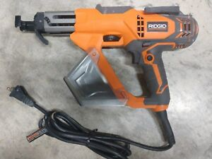 Ridgid 3 Drywall Deck Collated Screwgun Model R6791