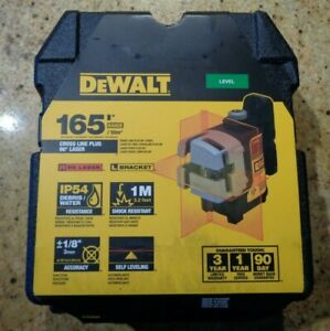 Dewalt Cross Line Plus 90 Degree Laser Level Dw089k