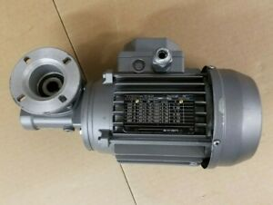 Lenze Right Angle Electric Motor And Gear Box 230 480 Vac 28 Rpm Part N1749039