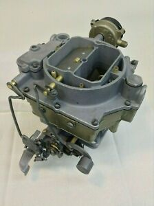 Carter Wcfb 2179s Carburetor 1955 Buick 50 60 70 V8 Engines
