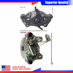 2pcs Brake Caliper Rear Left Right For 05 Jaguar S Type Base