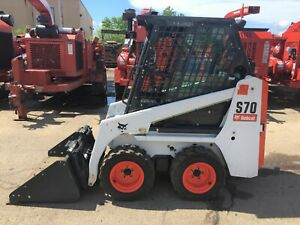 2016 Bobcat S70 Compact Skid Steer