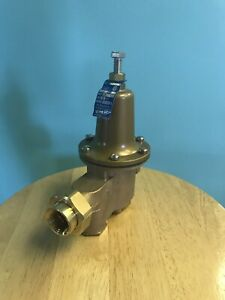 Watts Water Pressure Regulator Valve 3 4 Inch Series U5 0059845
