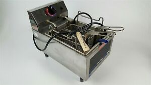Star Mfg 510f Star max Counter Top Commercial Fryer 10lb Capacity