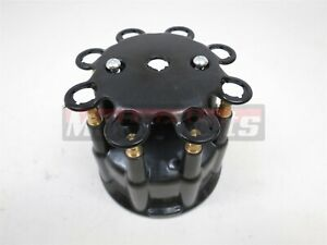 Hei Distributor Space Saver Replacement Black Small Cap Street Hot Rat Rod Chevy