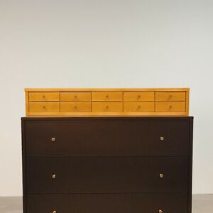 Paul Mccobb Planner Group Jewelry Chest