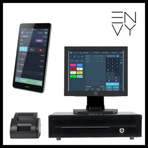 12 Touchscreen Pos System For Bars And Clubs Hospitality Pos Cash Register Till