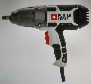 New 1 2 Inch Electric Impact Wrench Porter Cable 7 5 Amp