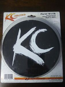 Brand New Kc Hilites 5115 White On Black 6 Hard Light Cover Best Deal On Ebay
