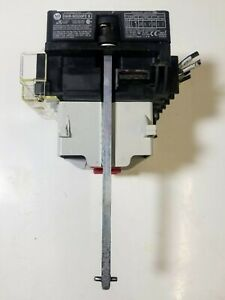 Ab Allen Bradley 194r nc030p3 30a 600v Fused Rotary Disconnect Switch P1756